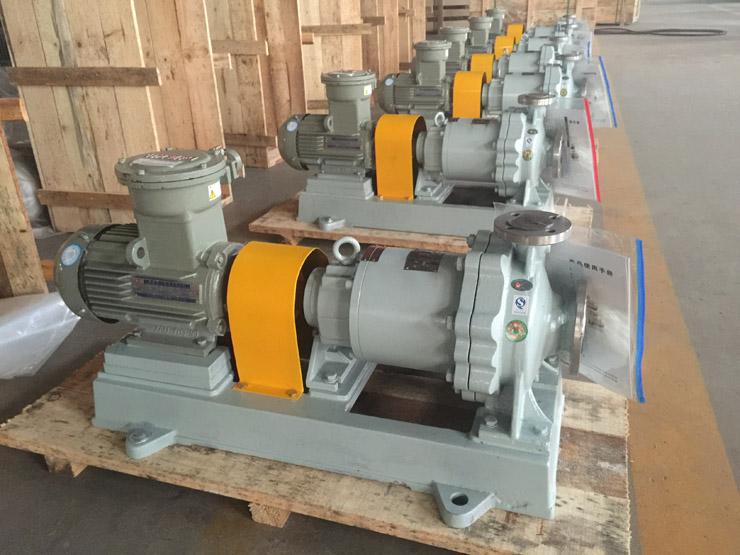 无泄漏磁力泵销量稳步增长